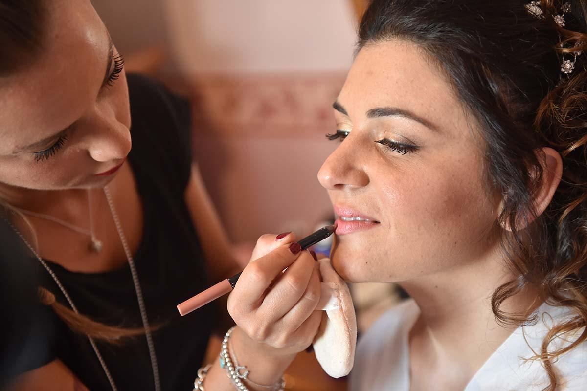 Martina Lizzani Beauty Image Lab MakeUp Artist Roma Portfolio - Beauty & Make Up